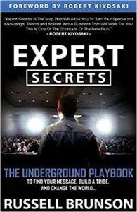 Libro Expert Secrets Brunson